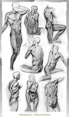 Life Drawing at CDA 3 by ~reiq on deviantART. join us http://pinterest.com/koztar