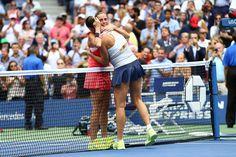 PHOTOS: Women's final: Pennetta vs. Vinci