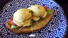 Breakfast stack from The Spotted Owl Cafe, Sunbury - review