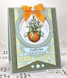 Spice It Up Stamp Set | Power Poppy by Marcella Hawley