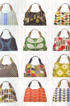 0da4ab4b5630 orla kiely bags- the most sought after items amongst Irish ladies.