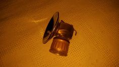 vtg,FLASHLIGHT,TORCH,light,RARE,metal,must see,works,good cond,hangs,brass