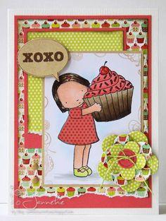 Favorite Finds Card - Janneke