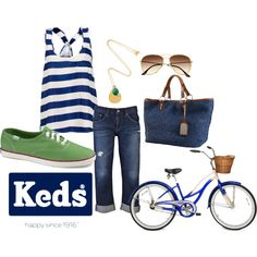 summer lovin., created by beckyking on Polyvore