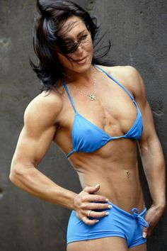 This site is a community effort to recognize the hard work of female athletes, fitness models, and bodybuilders. Muscle, Great Women, Girls Who Lift, Female Athletes, Girl Power, Fitness Inspiration, Bodies, Bikinis, Swimwear