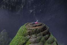 Hang Son Doong skyhole by john spies on 500px