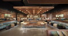BCV Architects have designed the interior of the Press Club, a new wine bar in San Francisco.