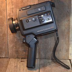 Vintage Video Camera - Minolta Camera - Minolta XL-Sound 42 - Vintage Film Camera - Video Camera - Minolta Movie Camera - SweetVintageTX by SweetVintageTX on Etsy https://www.etsy.com/listing/484914978/vintage-video-camera-minolta-camera