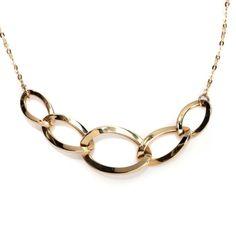 Κολιέ χρυσό ντεγραντέ αλυσίδα κ14 5037 Jewels, Chain, Silver, Jewerly, Necklaces, Gemstones, Fine Jewelry, Gem, Jewelery