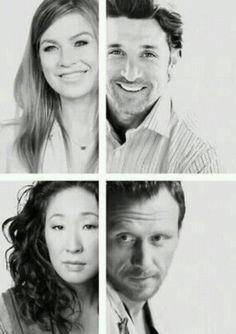 Não é filme, entretanto, é a melhor série que poderia existir! Greys Anatomy