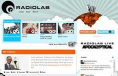 Site Review: Radio Lab