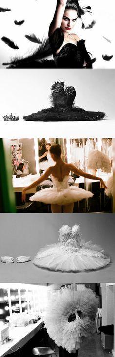'Black Swan' -- Ballet costumes by Rodarte #dance