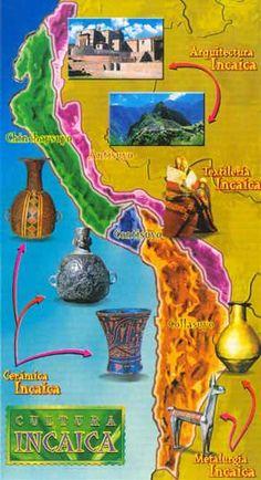 """.HERMANDAD """"SEÑOR DE LOS MILAGROS EN GALICIA"""" ESPAÑA: Mapas del Tahuantinsuyo Las 4 regiones o suyos del Imperio Incaico o Tahuantinsuyo fueron: - EL CHINCHAYSUYO: El más rico, estratégico e importante. - EL COLLASUYO: El más extenso. - EL ANTISUYO: El selvático. - EL CONTISUYO: El más pequeño."""