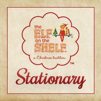 Custom Letterhead is available if you have an Elf on the Shelf and are registered on their website.