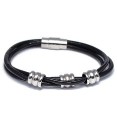 Mens bracelets leather usa are available on our website at affordable prices for the customers to explore our full collection. If you are looking to buy online jewelry then you should buy them from us.