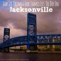 The Top 10 things to do in Jacksonville FL for families include the city& rich history that will intrigue and beautiful beaches that will delight. Orlando Parks, Orlando Vacation, Florida Vacation, Florida Travel, Miami Florida, Florida Beaches, Orlando Florida, Jacksonville Fla, Paisajes