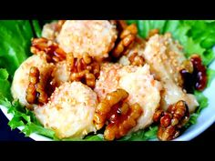 How to Make Honey Walnut Shrimp - YouTube