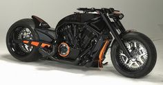 "No-Limit-Custom ""No Limit"" V-Rod by NLCpix, via Flickr"