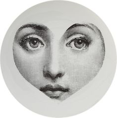 Fornasetti Theme & Variations Decorative Plate #041 -  - Barneys.com