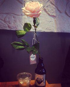 Félicitation @agatherichemond qui remporte un déjeuner pour 2 personnes chez @gallikafr et un magnifique bouquet @bergamotte_paris by gallikafr