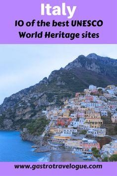 Italian World heritage sites -#unesco  #history #travel #italy