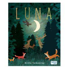 Libri illustrati Sassi Junior - Luna