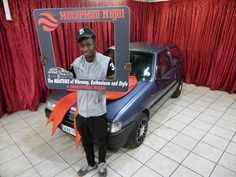 Mr Mdlalose taking delivery of his Fiat Uno! 🚗 We only post pictures with permission of the client #permissiongranted #WeGetYouMoving #AnotherSuccessfulDelivery ‪#SatisfiedClients #FinanceAvailable #ThroughAllMajorBanks‬‬‬‬‬‬ ‪#TheMotorManWay ‬‬‬‬‬‬#TheMotormanEffect #motorman #cars #nigel #Fiat #Uno #Hatch For the best deals call us now at: 010 100 7600 Whatsapp us now at: 083 784 0258 Or Email us on: khatija786@ymail.com Proudly brought to you by MotorMan! 🚗