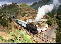 RailPictures.Net Photo: 442-54 Eritrean Railways Steam 040+040T at Arbaroba, Eritrea by Daniel SIMON: