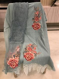 Sobia Nazir Vital 2020 - - The Fashion Station Pakistani Suits Online, Pakistani Dresses Casual, High Fashion Dresses, Stylish Dresses, New Suit Design, Embroidery Suits Punjabi, Salwar Suits Party Wear, Embroidered Lace Fabric, Suits Online Shopping