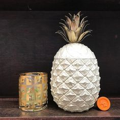 Did you know the pineapple  is the symbol of hospitality? Thats why pineapple ice buckets were so popular in the mid-20th century. Heres a Rock Rickey sure to make your guests feel right at home. #responsibly . {Rock Rickey - hotrodded} . 45mls mls or 1 and 1/2oz Alaskan Rock Vodka 20mls or 2/3oz fresh squeezed lime juice 10mls or 1/3oz @cocktailchemistry ginger syrup 30mls or more of soda water . Shake everything but the soda water with ice then strain and pour over ice and top up with the…