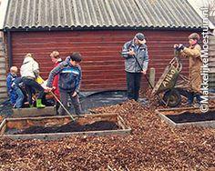 Het grote schooltuin project - Makkelijke Moestuin