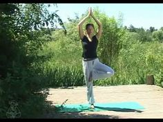 42 min. full class ~ Hatha Yoga Flow 3  One of my favourite quick workouts if I'm too sore or lazy for something more intense