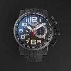 Graham Silverstone Stowe Automatic // 2BLDC.W07A.K46N // Store Display