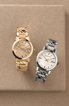 Burberry Large Chronograph Bracelet Watch, 42mm (Regular Retail