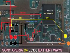 Sony Xperia Battery Connector Terminal Jumper Ways If Sony Xperia is not getting power ON Battery Terminal, Sony Phone, All Mobile Phones, Samsung, Problem And Solution, Sony Xperia, Jumpers, Iphone, Tecnologia