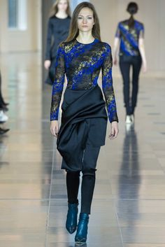 Antonio Berardi Fall 2015 Ready-to-Wear Fashion Show