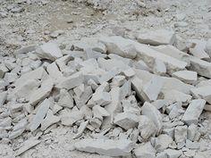 Ein Brunnen entsteht: Steinbrocken Code 110 Coconut Flakes, Spices, Stones
