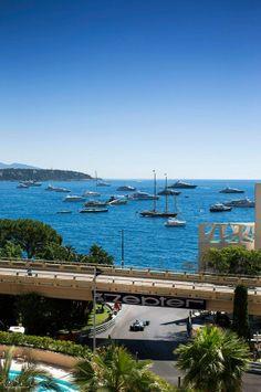 McLaren Formula 1 - The Monaco Grand Prix, by Darren Heath