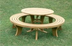 Image result for wooden circular