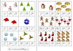 Cartes à choix multiples : Hiver/Noël/Epiphanie