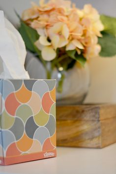 Nightstand Love with Kleenex Style - MaeAmor
