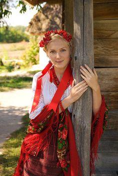 For white Ukraine!