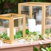 Easy-to-Make Burlap Wreath   HGTV Dollar Tree Wedding, Budget Crafts, Easy Crafts, Wedding Decorations, Table Decorations, Design Blog, Design Trends, Diy Centerpieces, Centerpiece Flowers