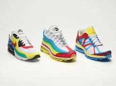 Nike Sportswear 'What The Max' Collection