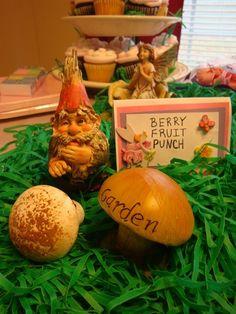 Fairy birthday party #fairy #party