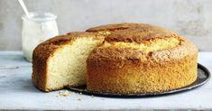 Für diesen Kuchen brauchst du keine Waage. Die Zutaten kannst du mit dem Joghurtbecher abmessen. In nur 5 Minuten fertig.