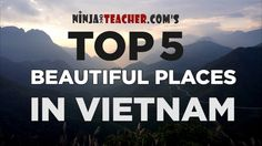 Top 5 Most Beautiful Places In Vietnam To Visit While Teaching English (Sapa, Halong Bay, Ninh Binh) - WATCH VIDEO HERE -> http://vietnamonlinetop.info/top-5-most-beautiful-places-in-vietnam-to-visit-while-teaching-english-sapa-halong-bay-ninh-binh/   Alex (from  lists the top 5 most beautiful places to visit in Vietnam while teaching English in Hanoi or traveling in Northern Vietnam. How to start teaching in Vietnam:  ~~~~~~~~~~~~~~~~~~~~~~~~~~~~~~~~~~~~~~~~~~~~ Want to tea