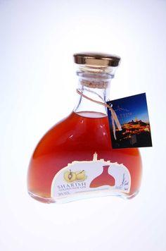 Sharish Golden Sloe Gin met een zèèr beperkte oplage voor België!