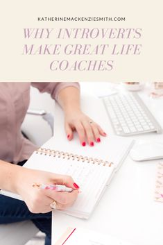 Why introverts make great life coaches - tips for introverted coaches to be successful in business Introvert Love, Extroverted Introvert, Becoming A Life Coach, Introvert Problems, Attitude Is Everything, Meaningful Conversations, Cool Things To Make, How To Make, Entrepreneur Motivation