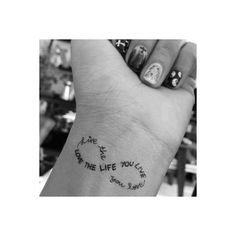 21 Infinity Sign Tattoos You Won't Regret Getting ❤ liked on Polyvore featuring accessories and body art